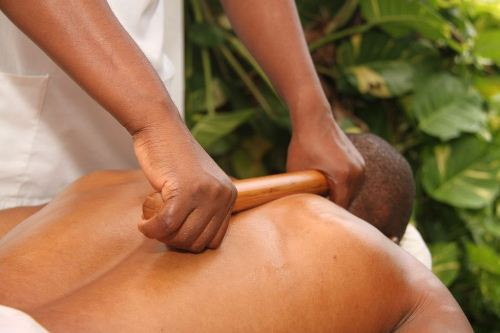 Warm Bamboo Fusion Massage