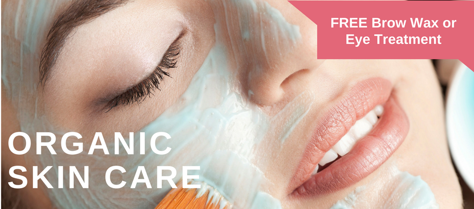 FREE Brow Wax or Eye Treatment with facial